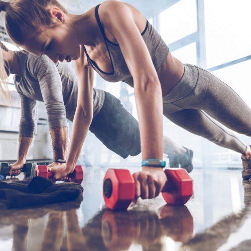 cvičenie fitness