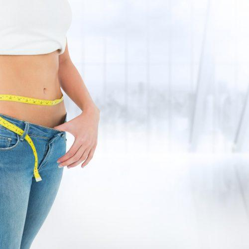 udržanie hmotnosti po chudnutí