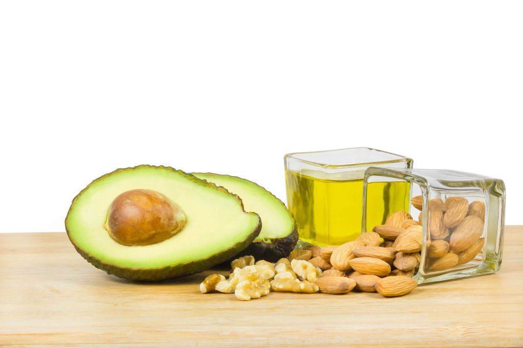 zdravé a nezdravé tuky